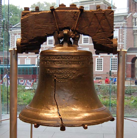 Liberty Bell - Attractions - 500 Market St, Philadelphia, PA, 19106, US
