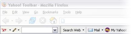 Yahoo! toolbar for Firefox