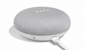 "Is this the upcoming ""Google Home Mini""?"