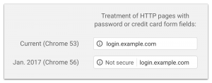 Phase 1 of Google's HTTPS Everywhere Master Plan