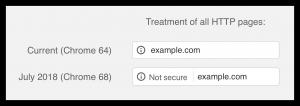 Phase 3 of Google's HTTPS Everywhere Master Plan