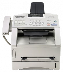 Brother Intelifax 4100e Fax Machine
