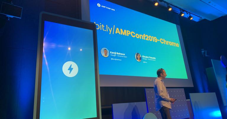 AMP Conf 2019 Recap