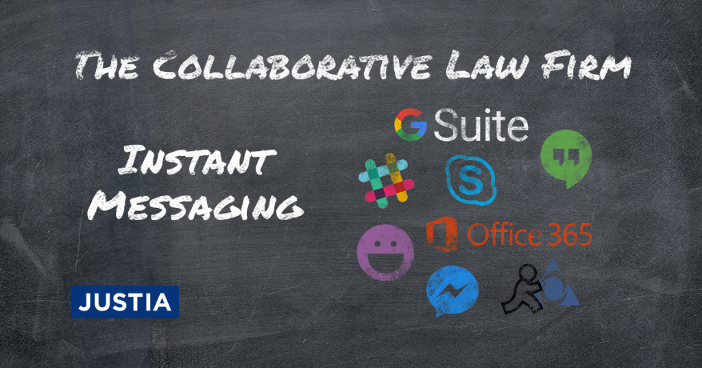The Collaborative Law Firm: Instant Messaging Services