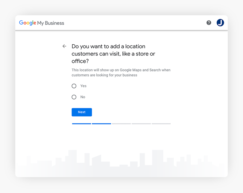 Setting Up Google My Business - Brand New Listing — Legal Marketing &  Technology Blog — July 10, 2020