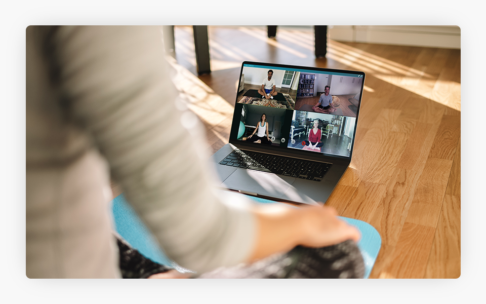 The Growth of Videoconferences