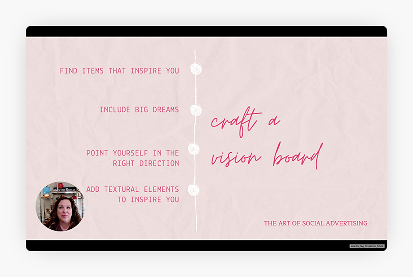 How to Craft a Vision Board