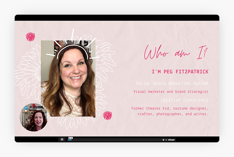 Who is Peg Fitzpatrick