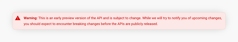 GA4 API is not compatible with Universal API versions