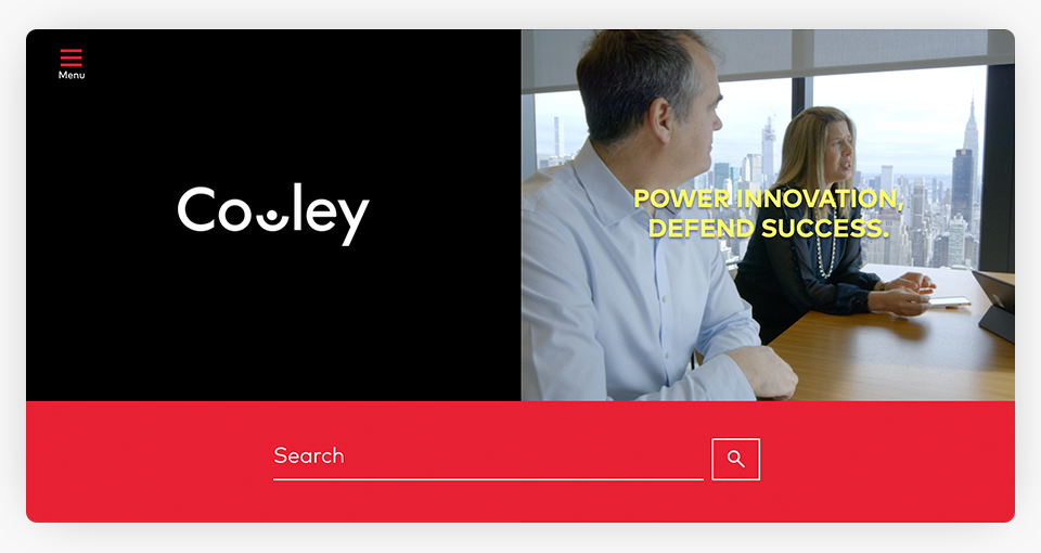 Cooley Website