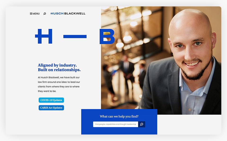 Husch Blackwell Website