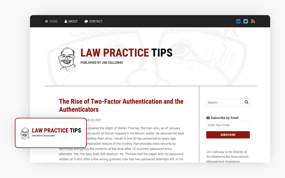 Law Practice Tips