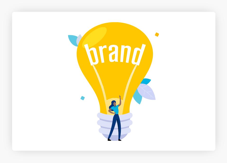 Light Bulb - Brand