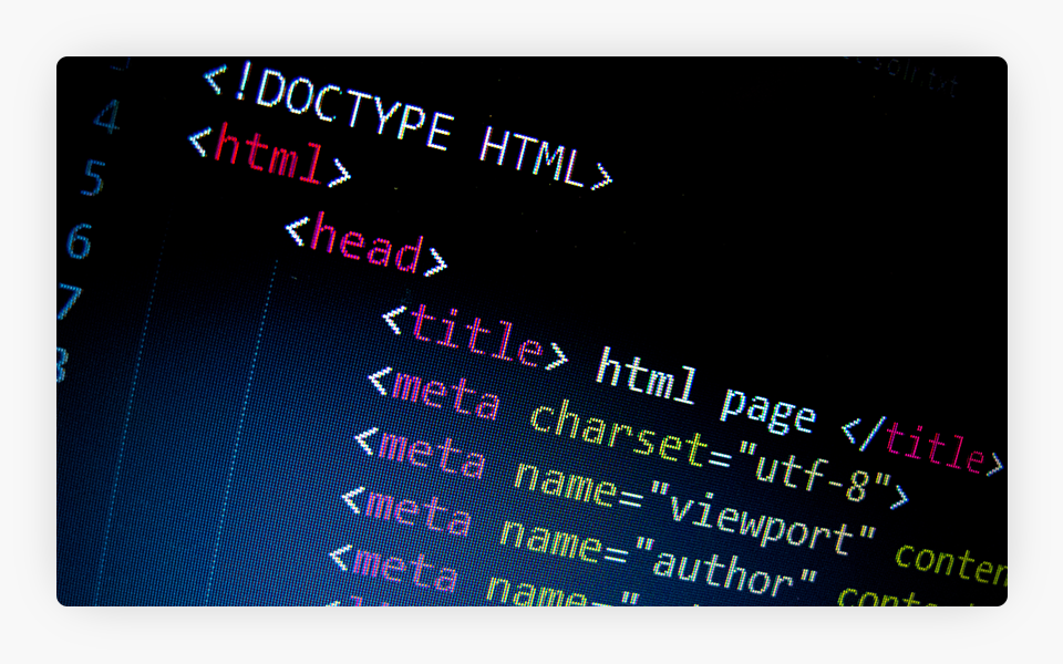 Viewing the Source Code of a Webpage