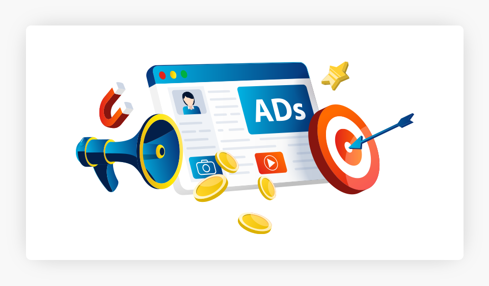 Coins and Ads