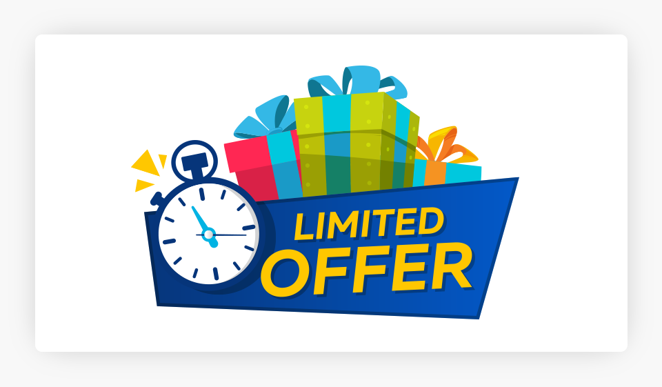 Gift - Limited Offer