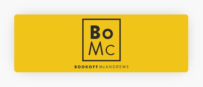 Bookoff McAndrews Logo