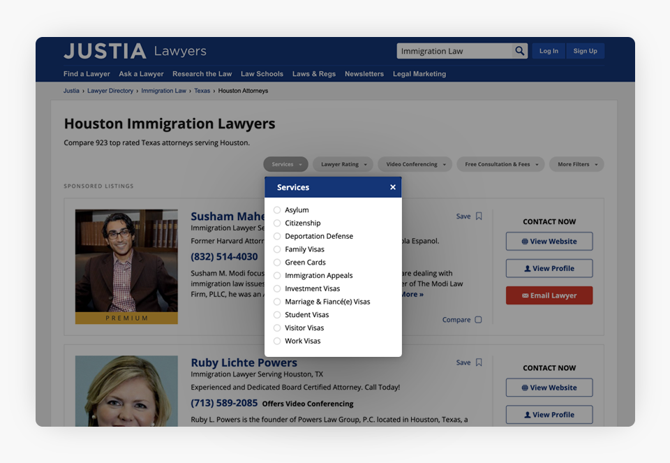 JLD - Houston Immigration Lawyers