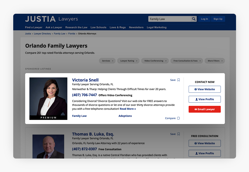 JLD - Orlando Family Lawyers