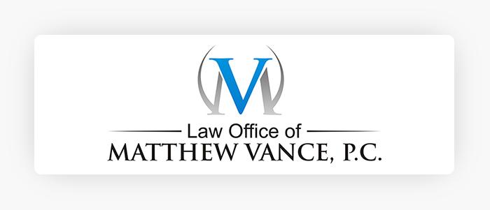 Law Office of Matthew Vance, P.C. Logo