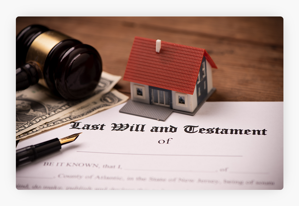 Tiny House and Last Will and Testament