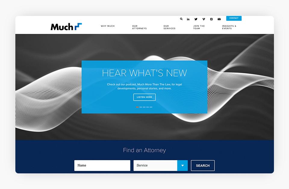 Much Website