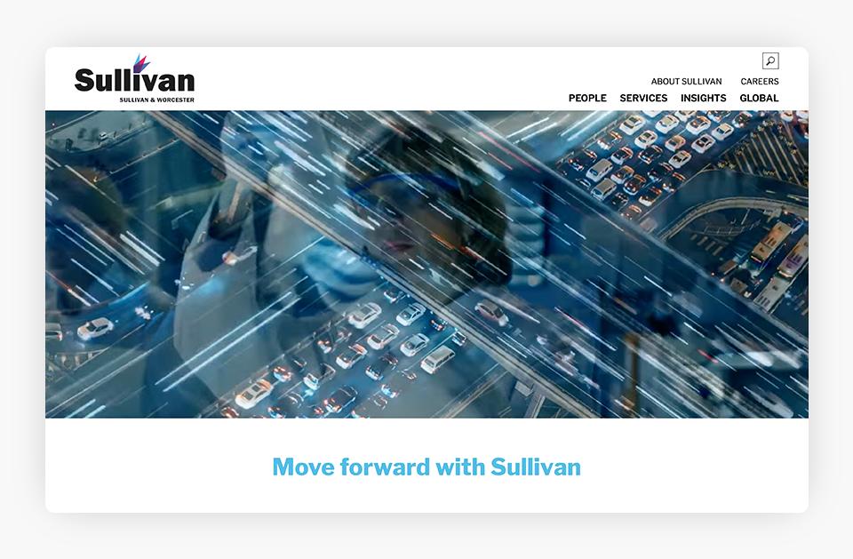 Sullivan Website
