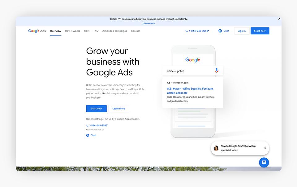 Google Ads - Setup