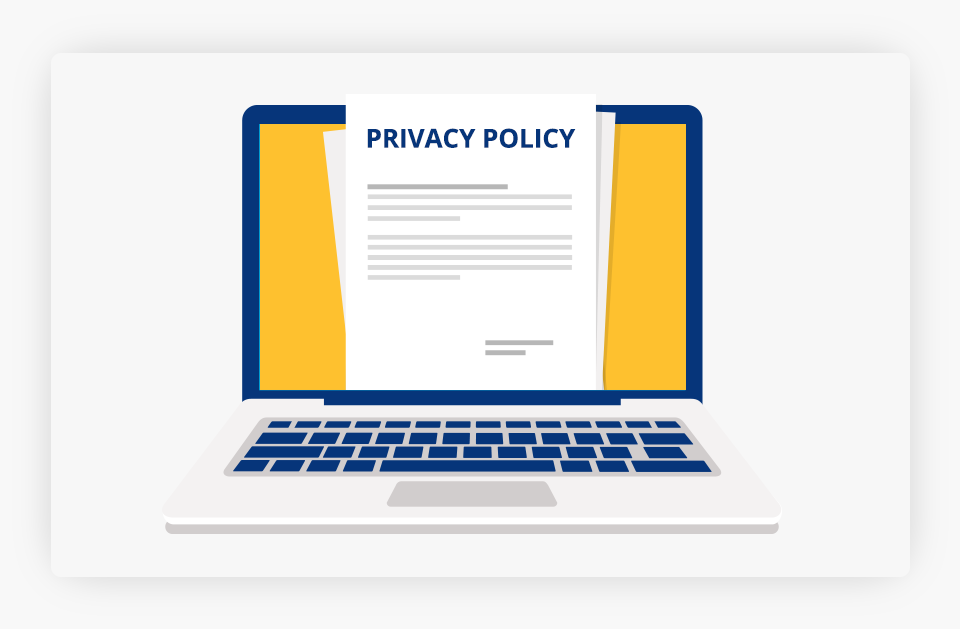 Privacy Policy on Computer