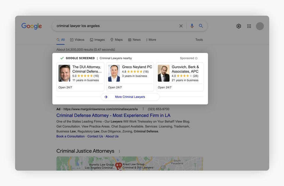 LSAs - Los Angeles Criminal Lawyers